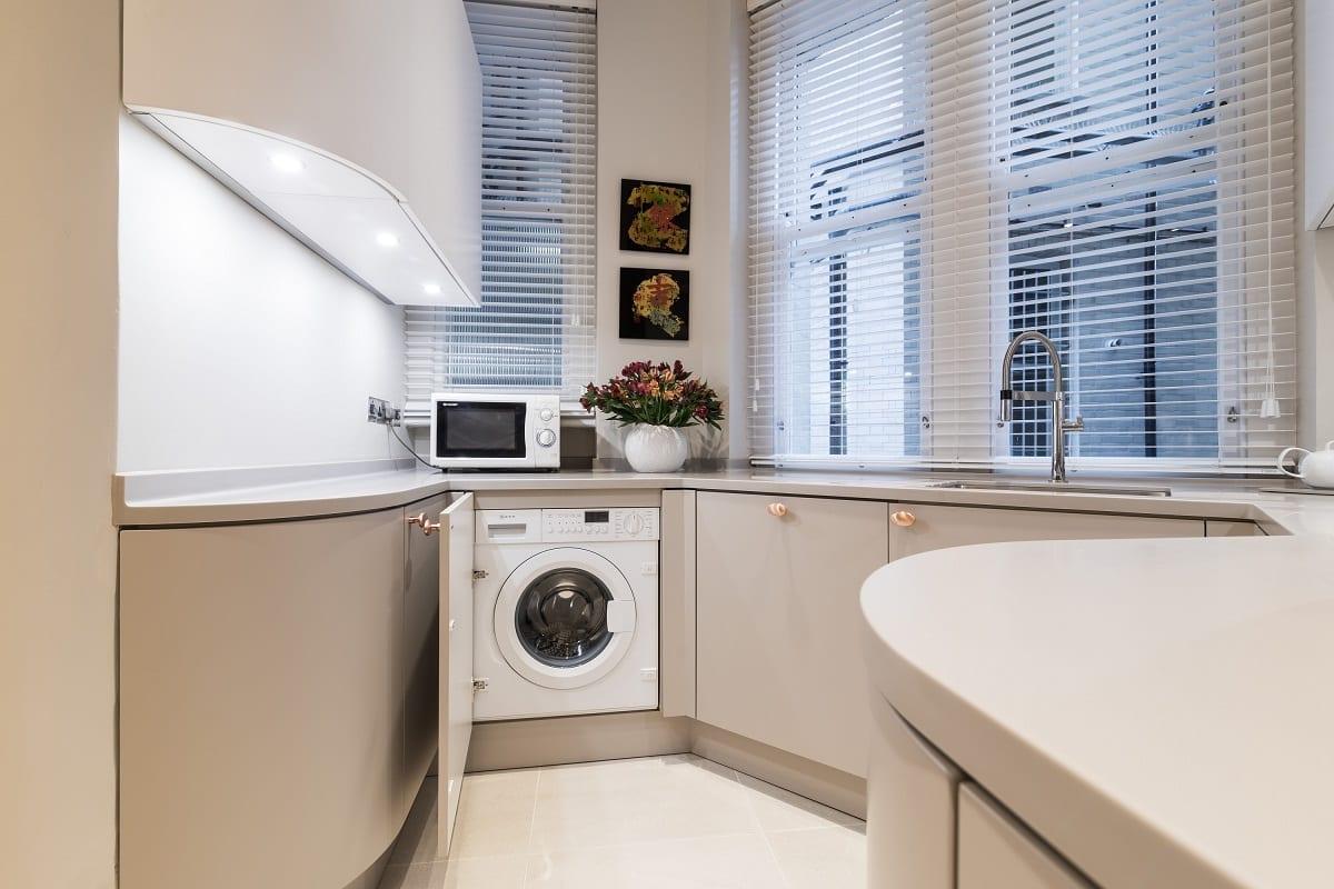 Neff Integrated Washing Machine | Alm Studios