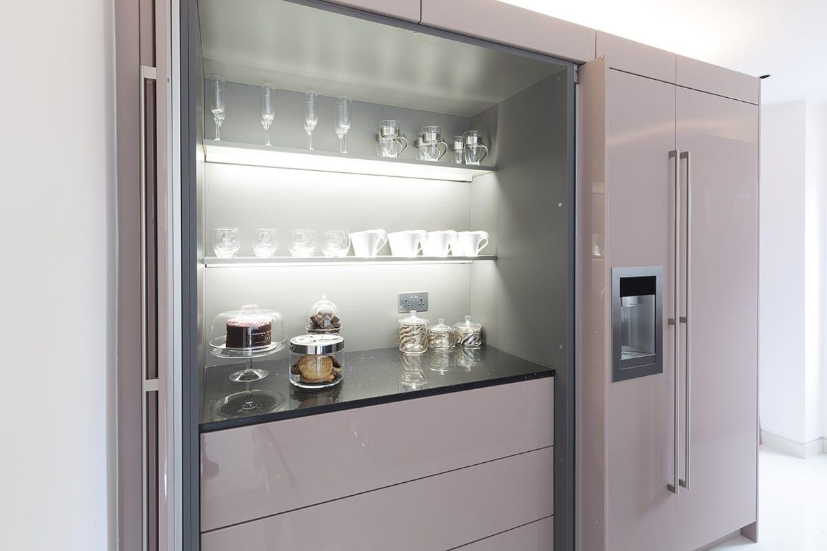 Lit Feature Shelves 2 | Alm Studios