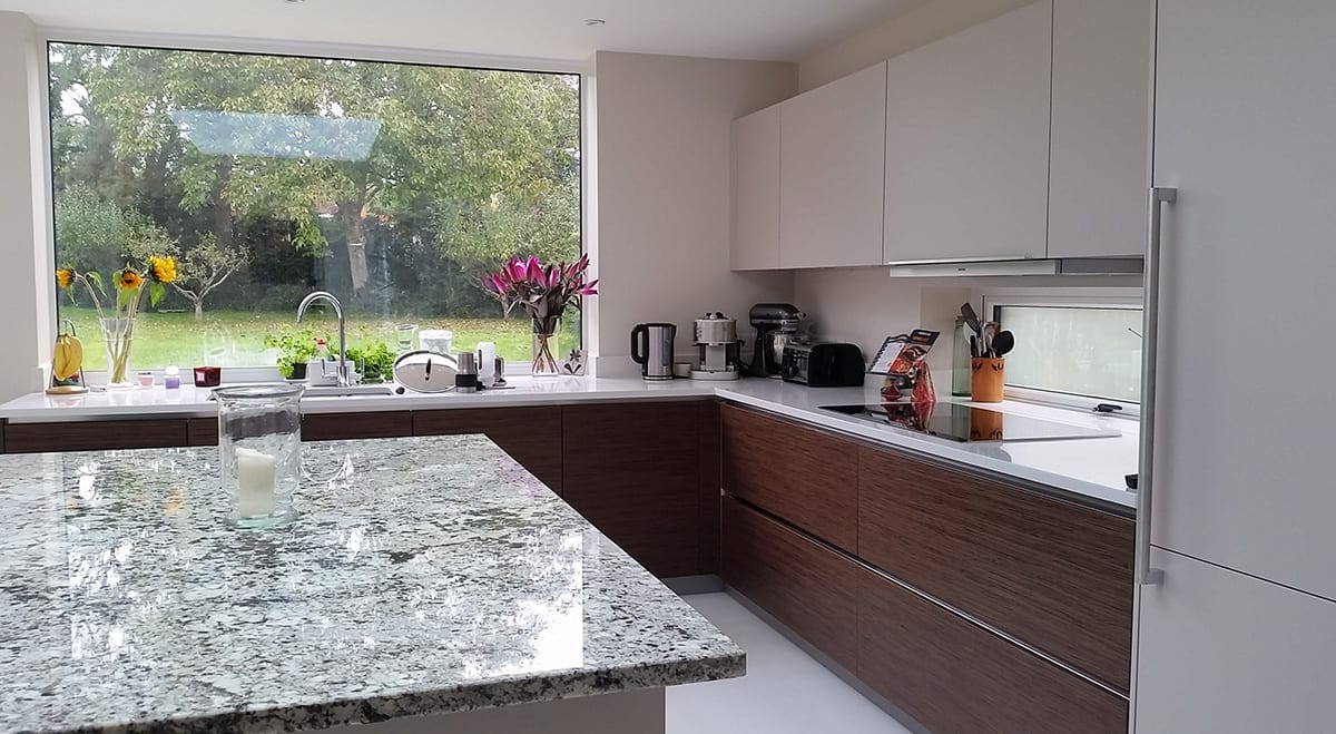 Natural stone Granite - Alon Interiors, Larkfield